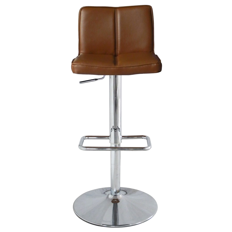 Charlie Brown Contemporary Adjustable Height Stool