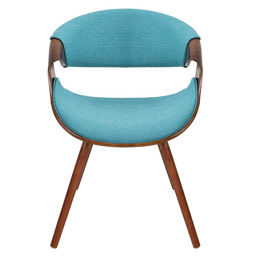 Modern Chairs Top 5 Luxury Fabric Brands Exhibiting At: Clifton Teal Arm Chair