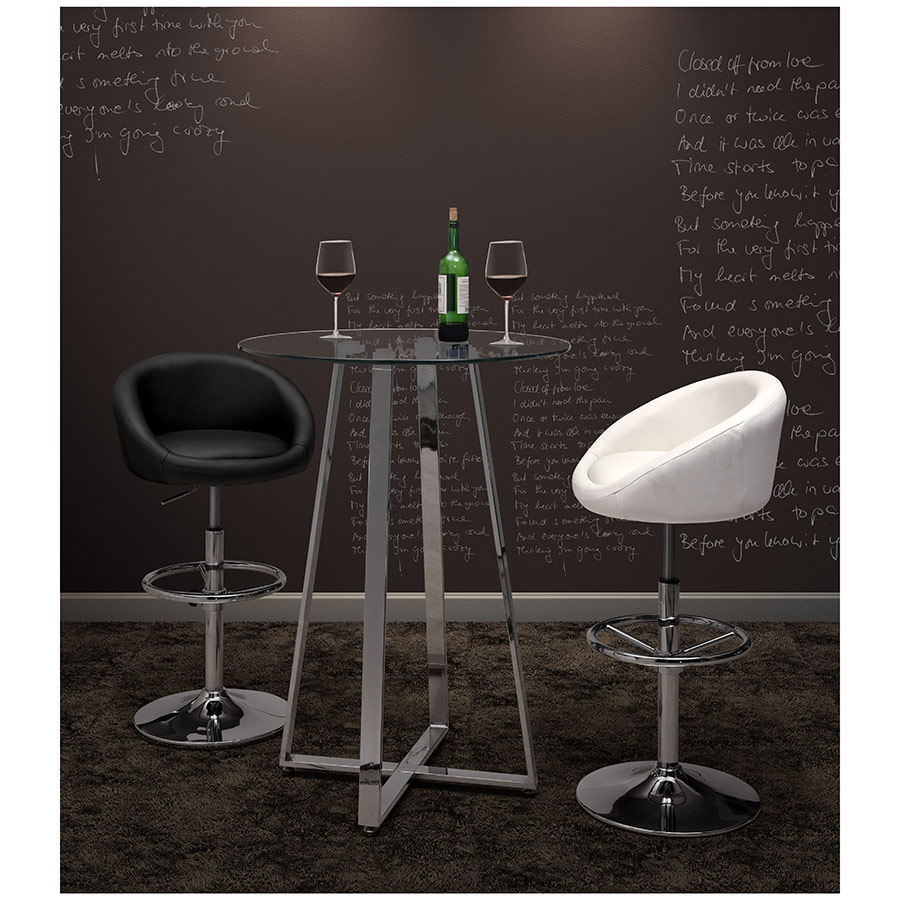 Concerto Modern Adjustable Stool
