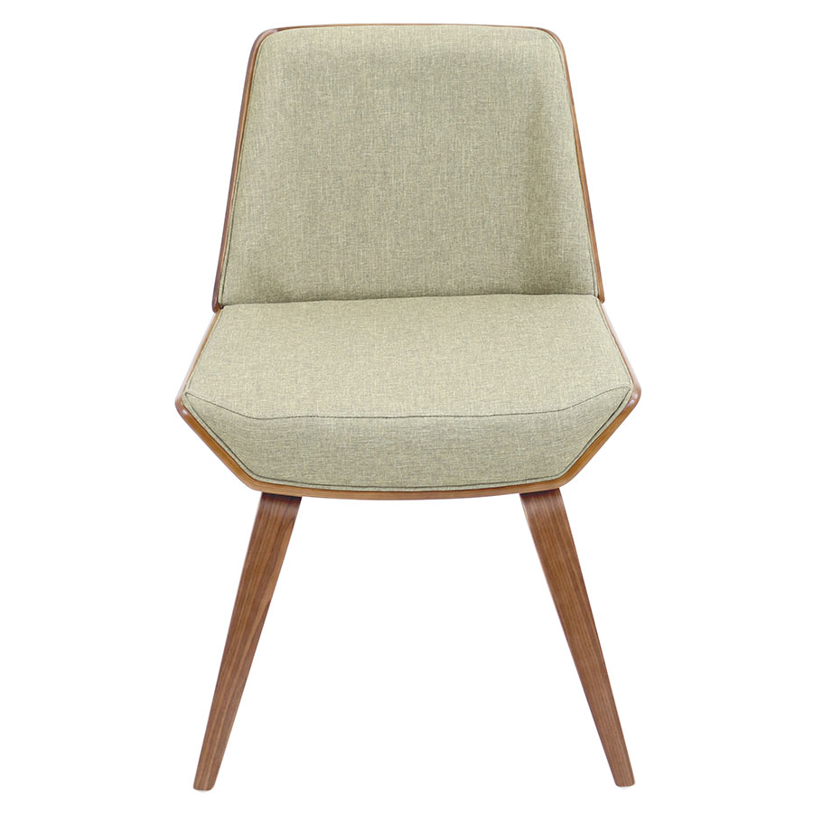 Constance Green Contemporary Side Chair