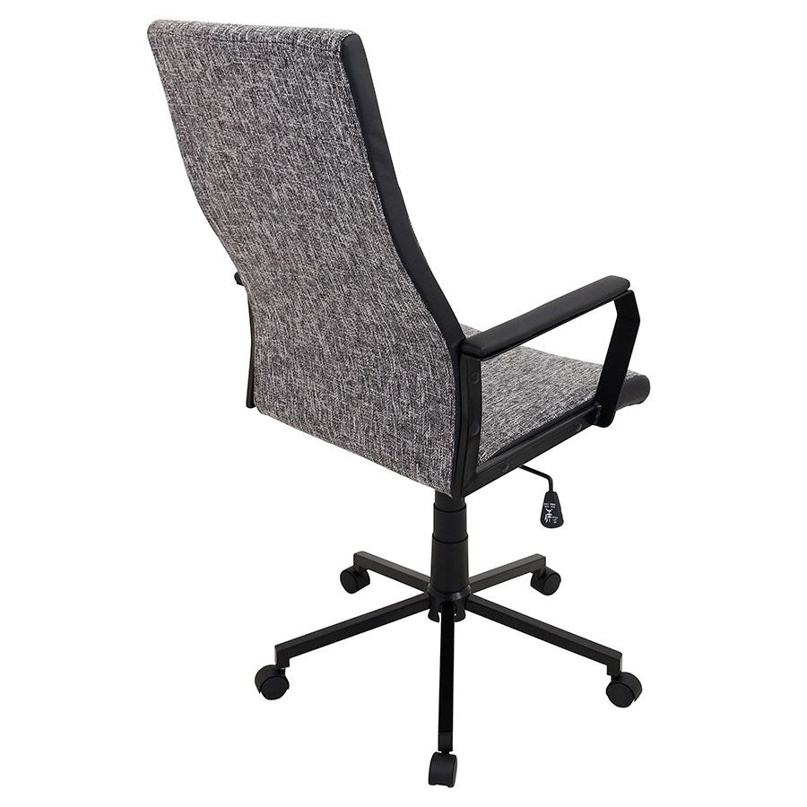Constant Black Contemporary Office Chair