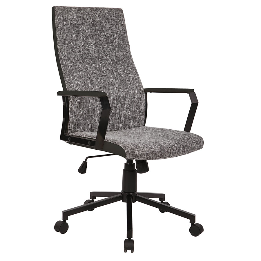 Constant Modern Office Chair in Black