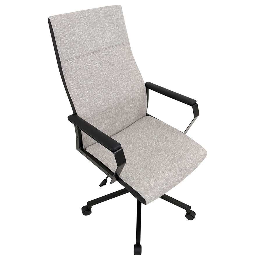 Constant Modern Office Chair - Tan Fabric