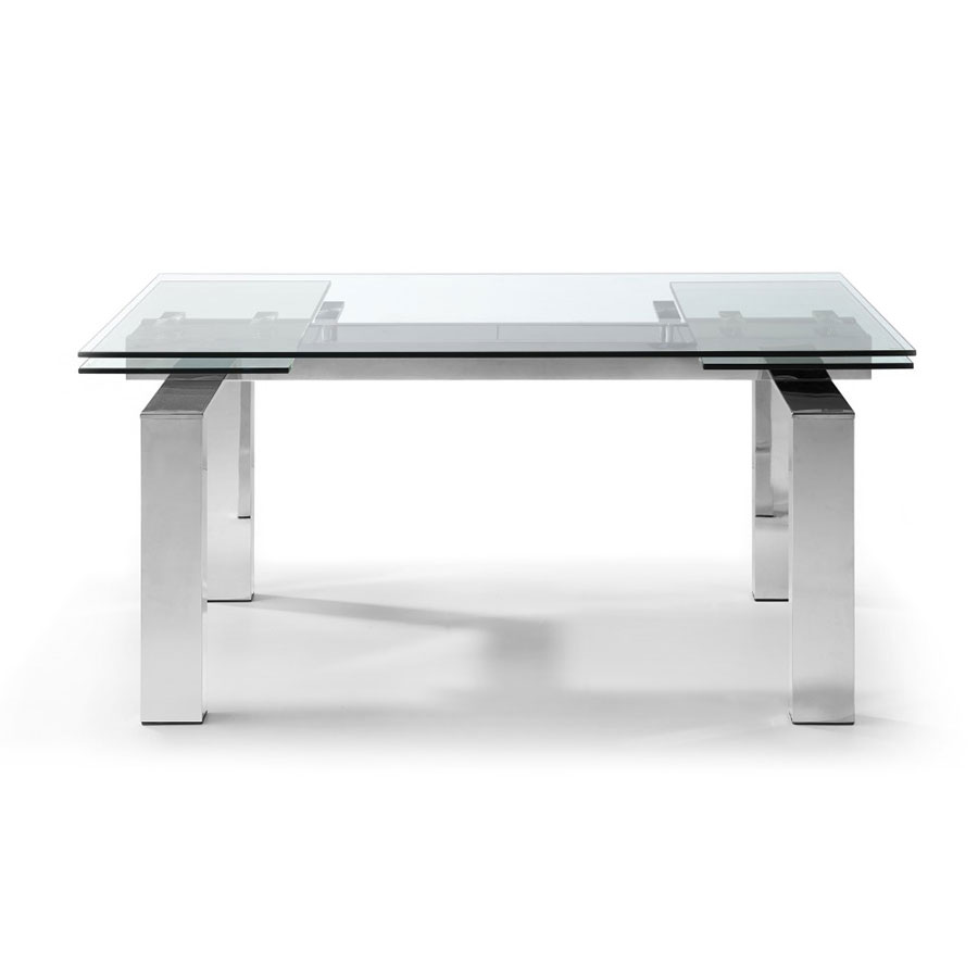 Corinne Extension Dining Table Front