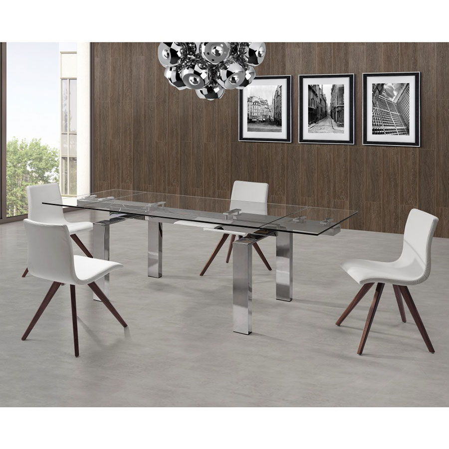 Corinne Extension Dining Table Lifestyle