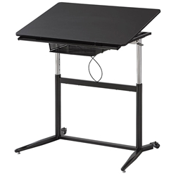 Cornerstone Modern Adjustable Height Drafting Table