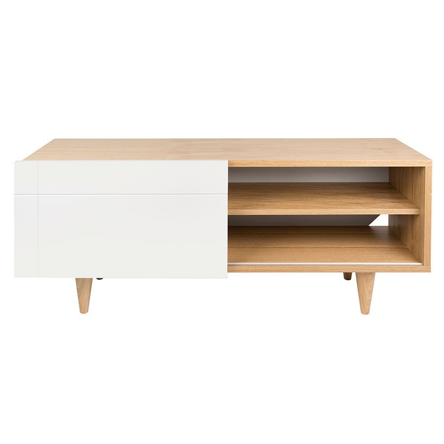Cruz Contemporary TV Stand + Sideboard by TemaHome