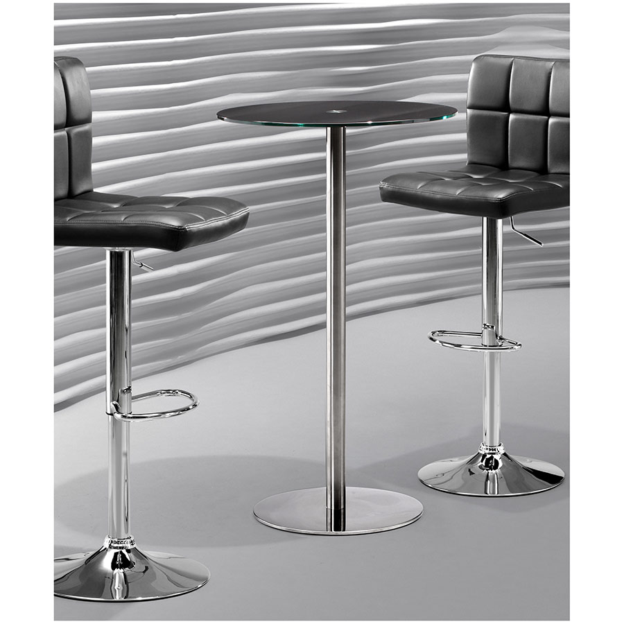 Cyclone Modern Bar Table