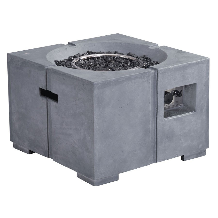 Dario Contemporary Fire Pit