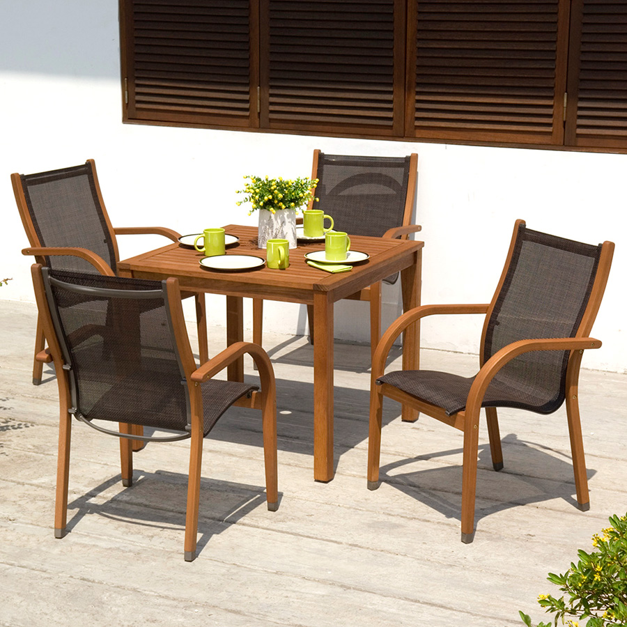 Denver Modern Outdoor Dining Set Eurway Furniture