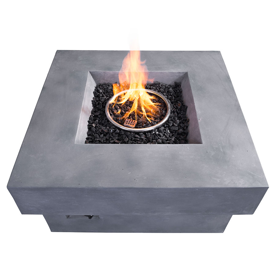 Dharma Contemporary Outdoor Fire Pit