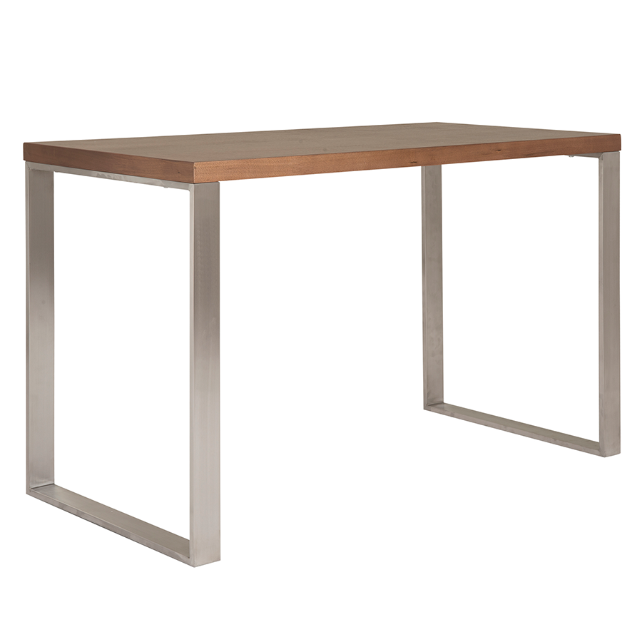 Dillon Walnut Modern Desk