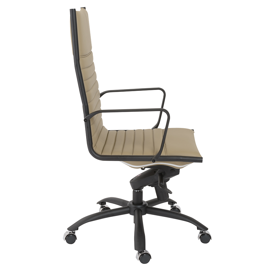 Dirk Executive Office Chair | Taupe - _00720TPE