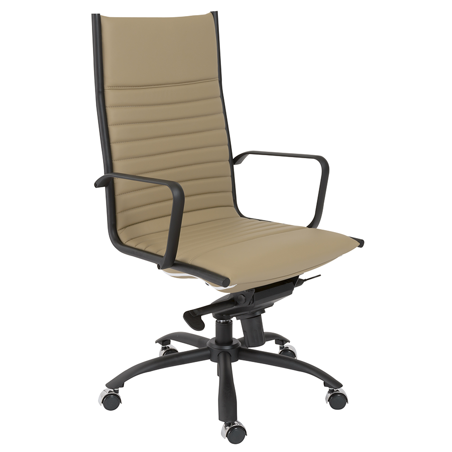 Dirk Taupe Modern Executive Office Chair