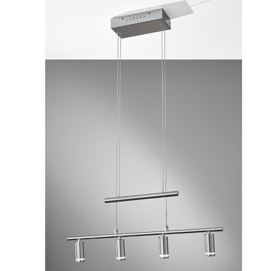 Enoch Contemporary 4 Light Pendant