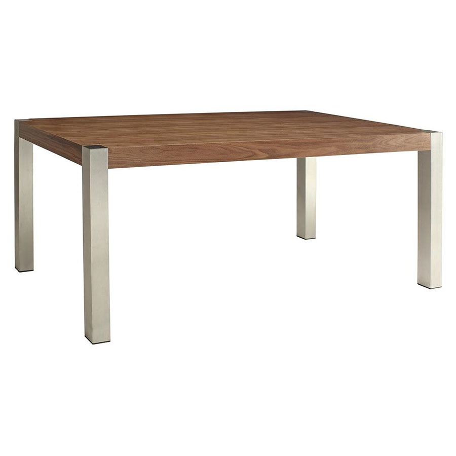 Fabian Modern Walnut Dining Table