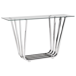Fabius Modern Console Table