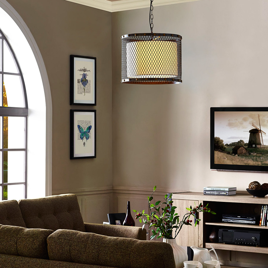Fairfax Contemporary Hanging Light