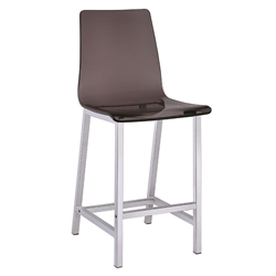 Ferguson Modern Smoke Counter Stool