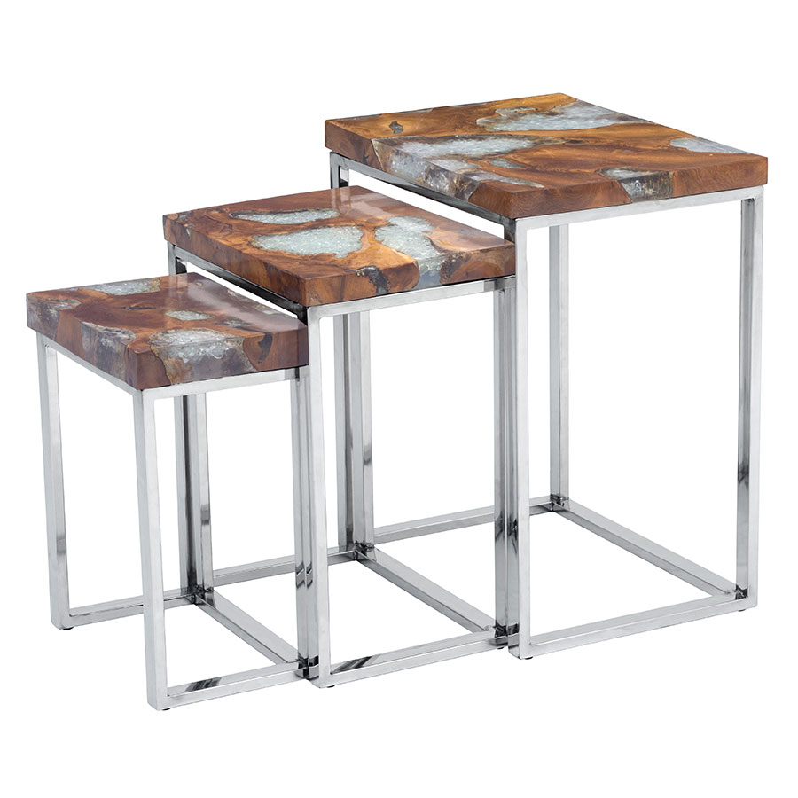 Filbert Modern Nesting Tables