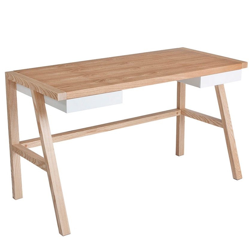 Finch Contemporary Ash Desk by Gus Modern