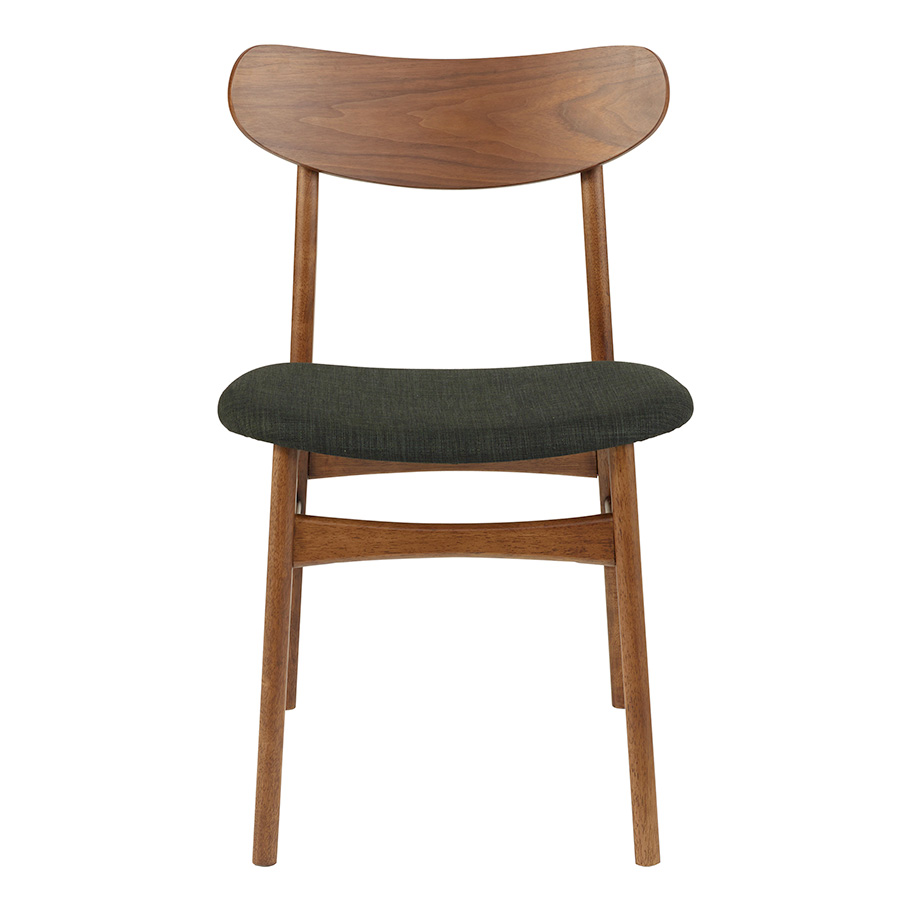Fletcher Gray Contemporary Dining Chair