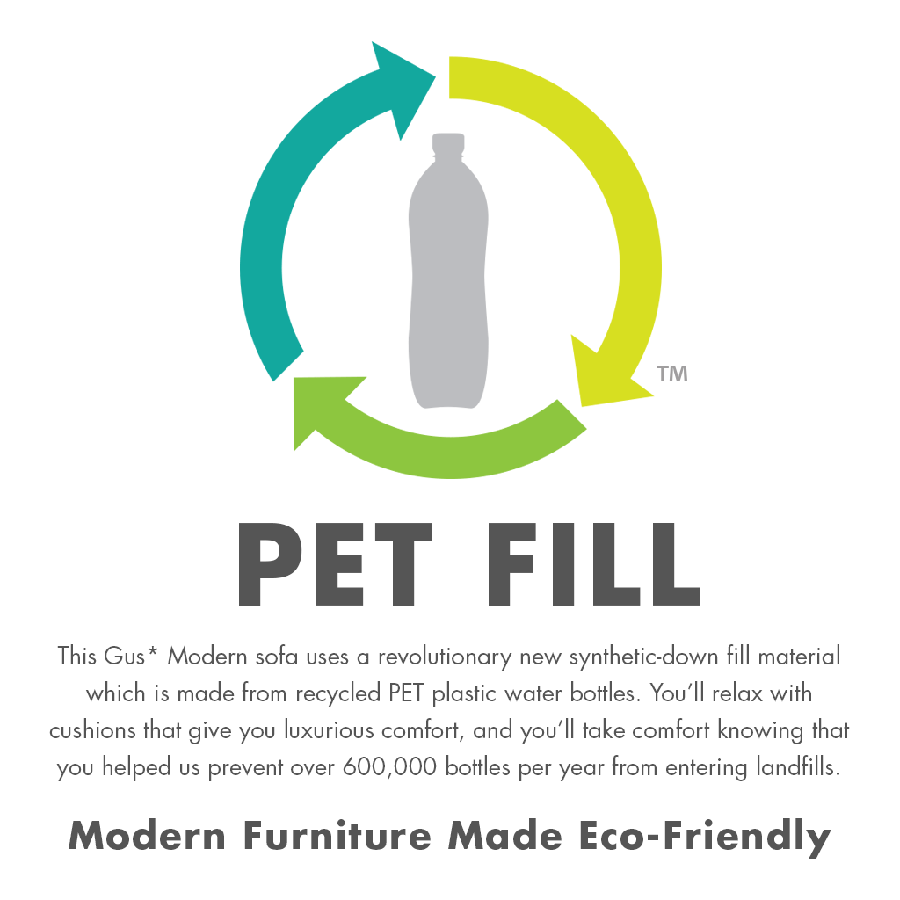 Gus* Modern PET Fill Banner