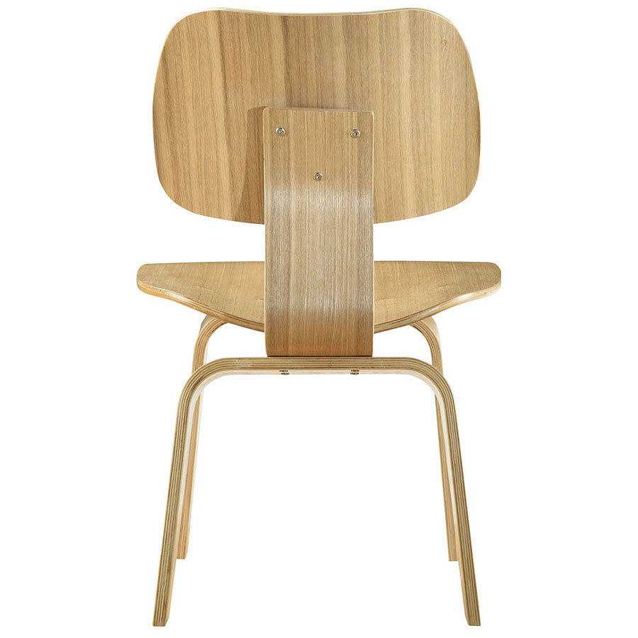 Plywood Natural Modern Dining Side Chair