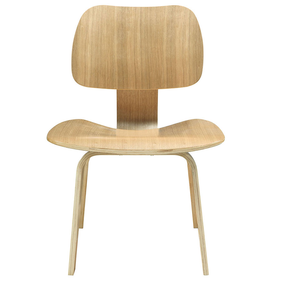 Plywood Natural Modern Dining Chair