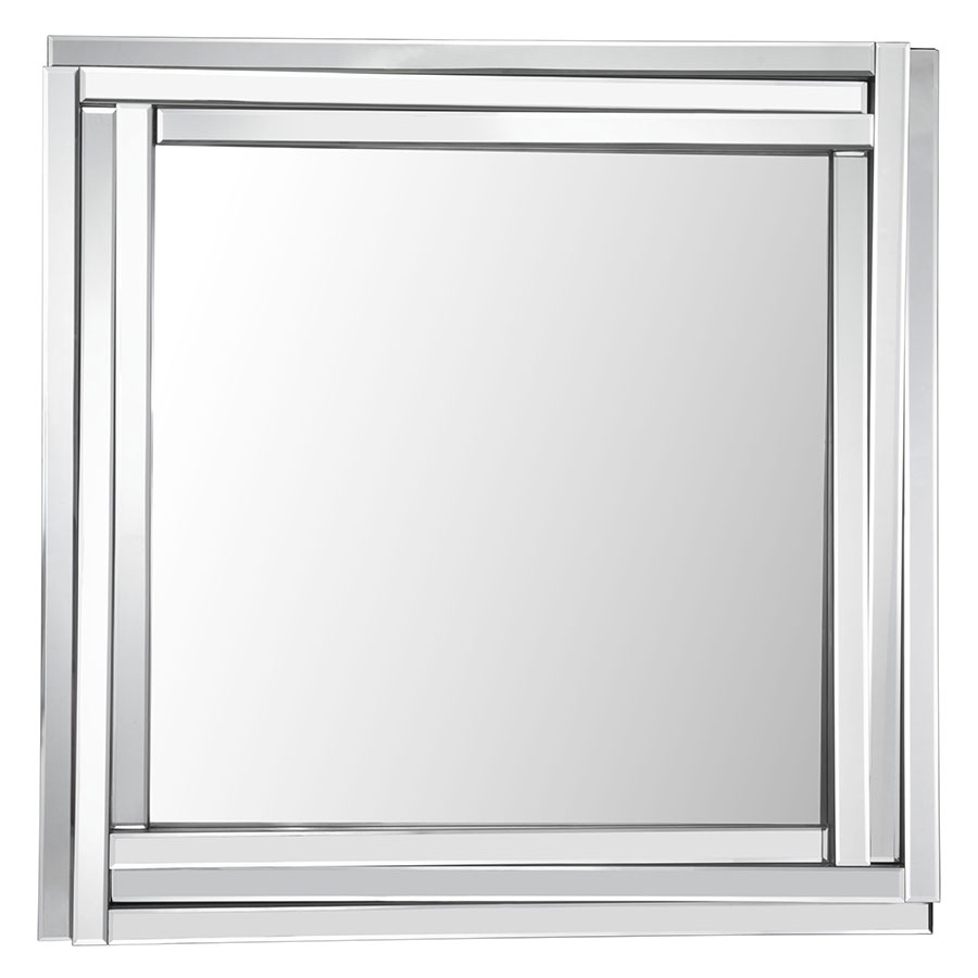 Fray Contemporary Mirror