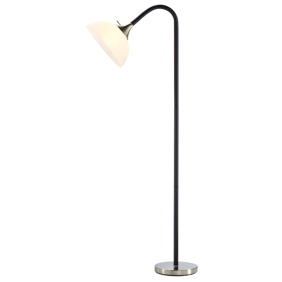 Ginger Contemporary Floor Lamp