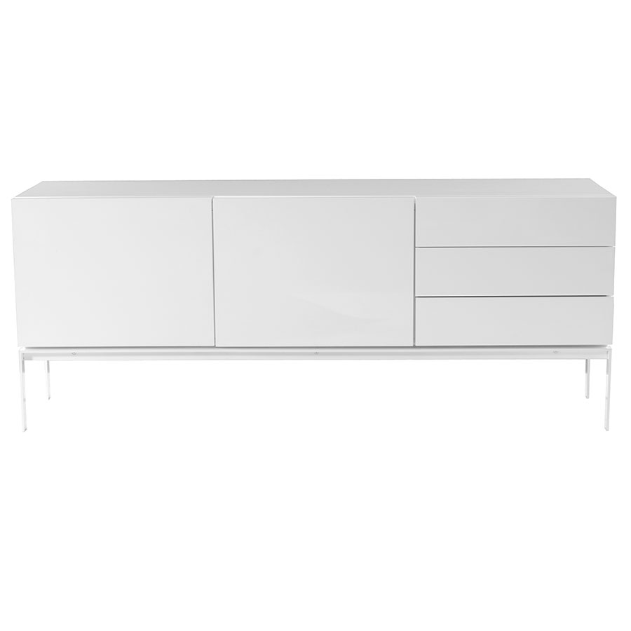 Glare Contemporary Sideboard Front