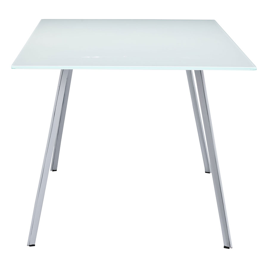 Hagen White Modern Dining Table