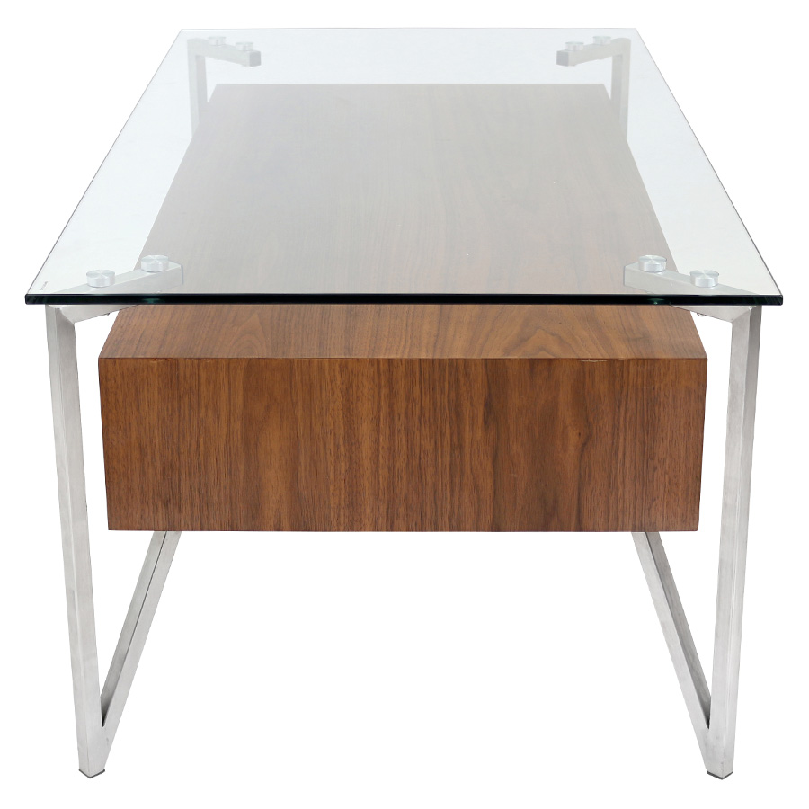 Hanover Modern Cocktail Table - Side View