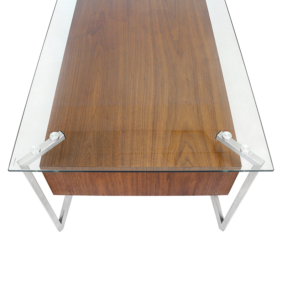 Hanover Modern Cocktail Table - Top View
