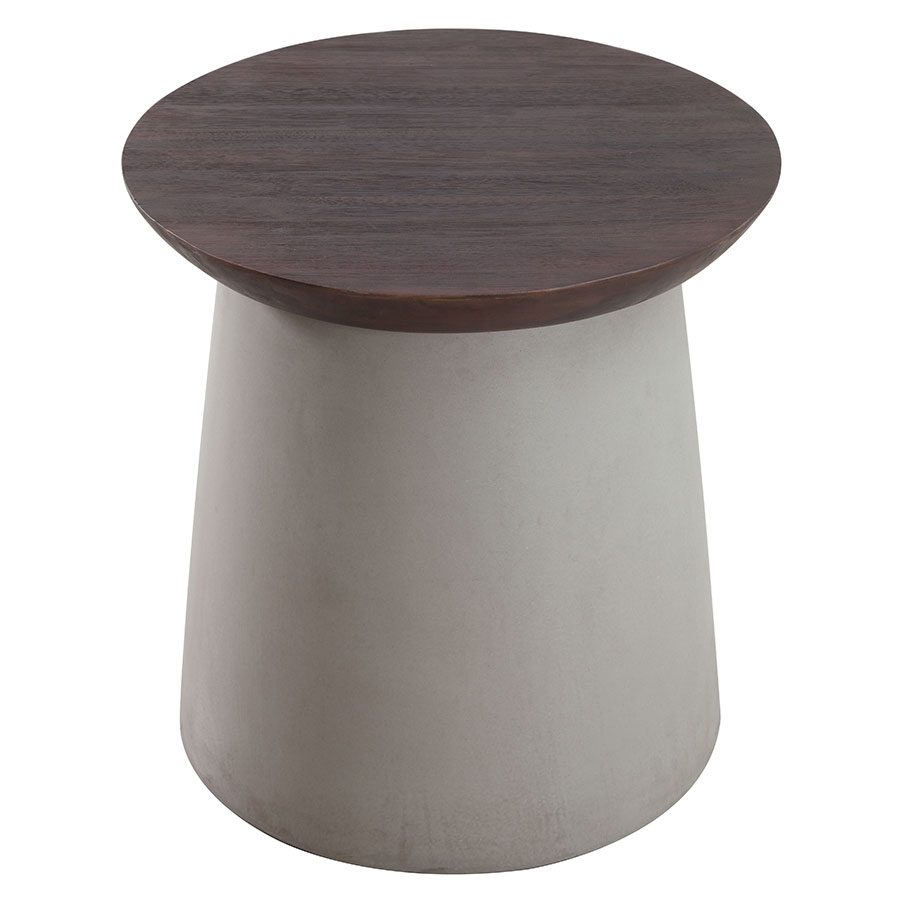 Henda Modern End Table