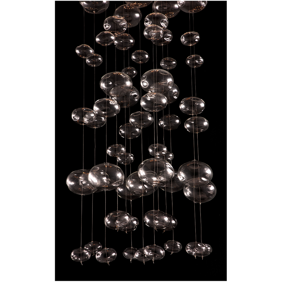 Indiana Contemporary Ceiling Lamp