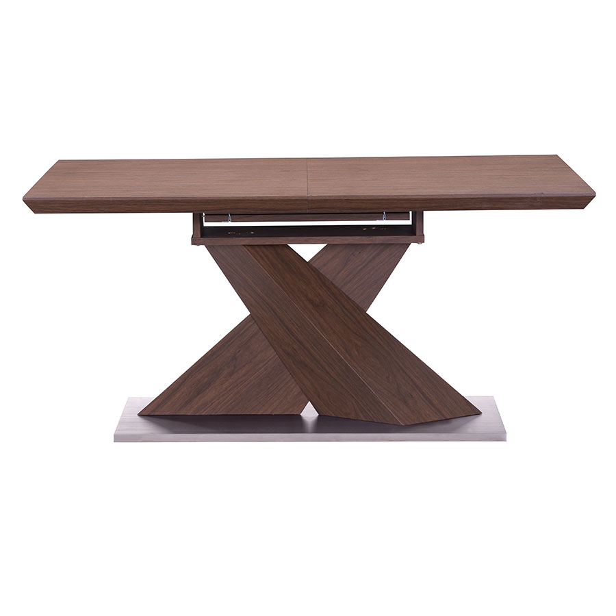Jackson Modern Extension Dining Table - Side