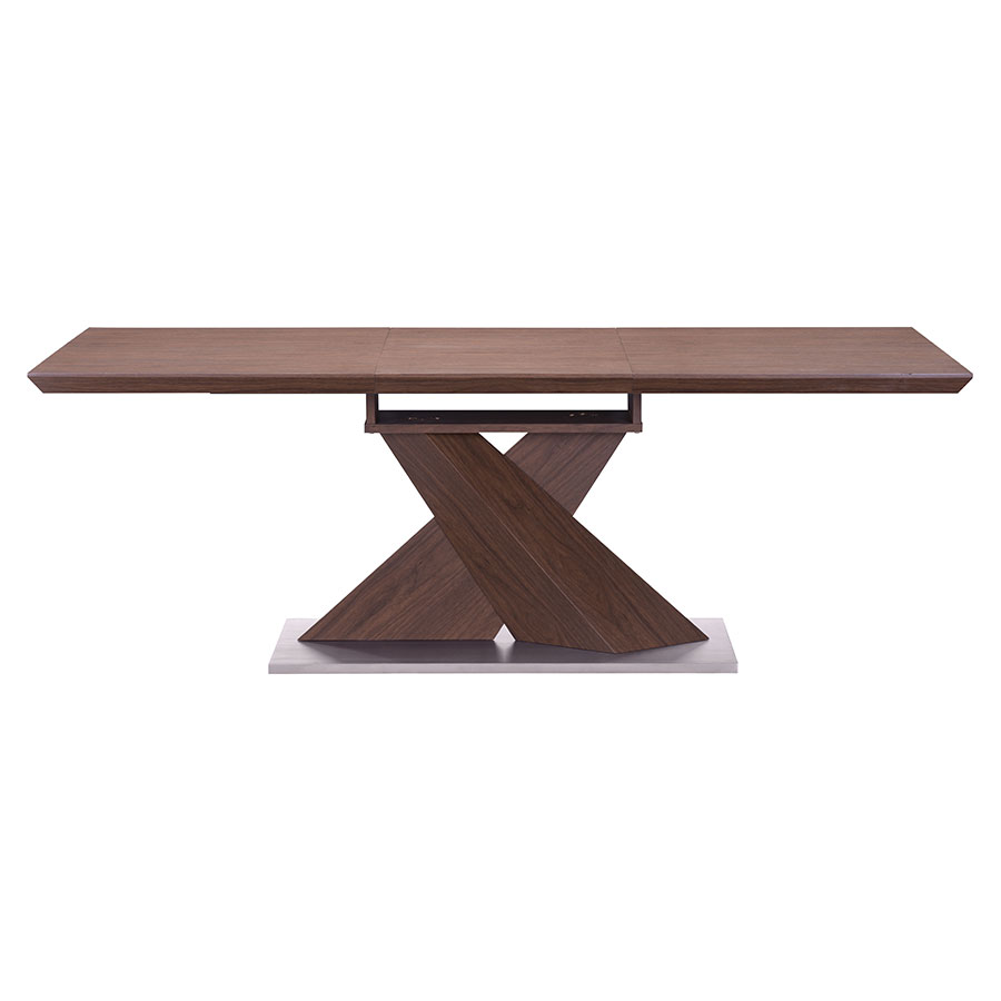 Jackson Extension Dining Table - Front View Open