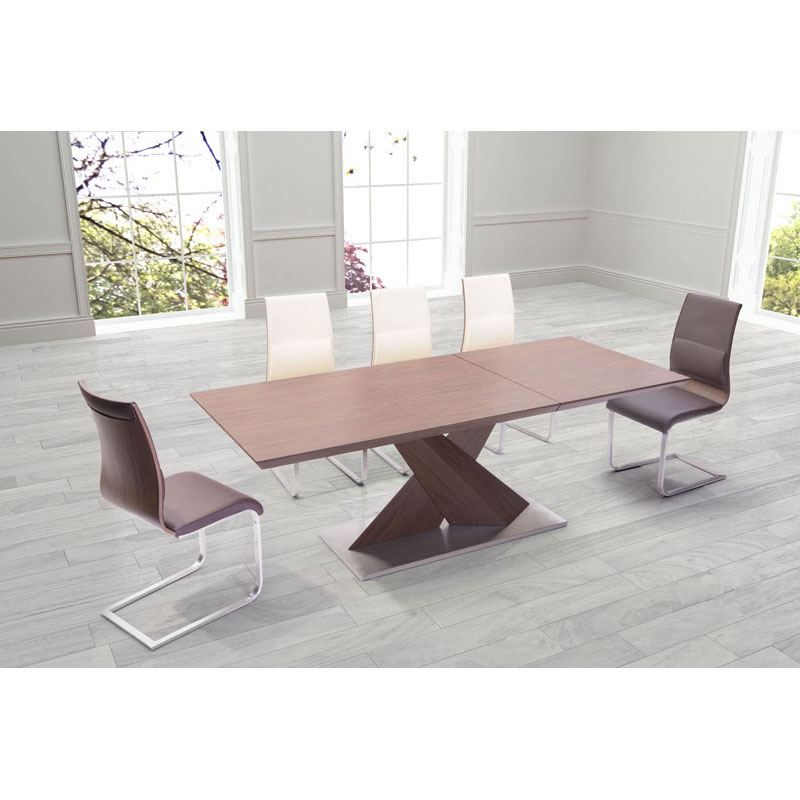 Jackson Contemporary Extension Dining Table