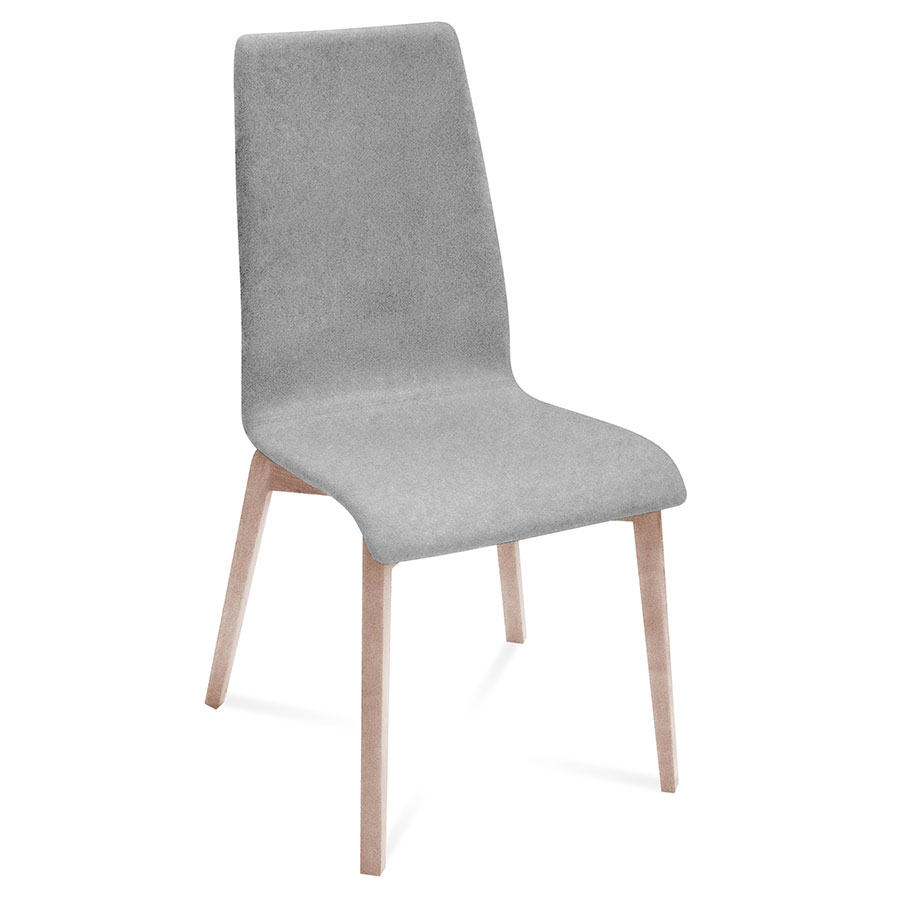 Jake Ash + Gray Modern Dining Chair