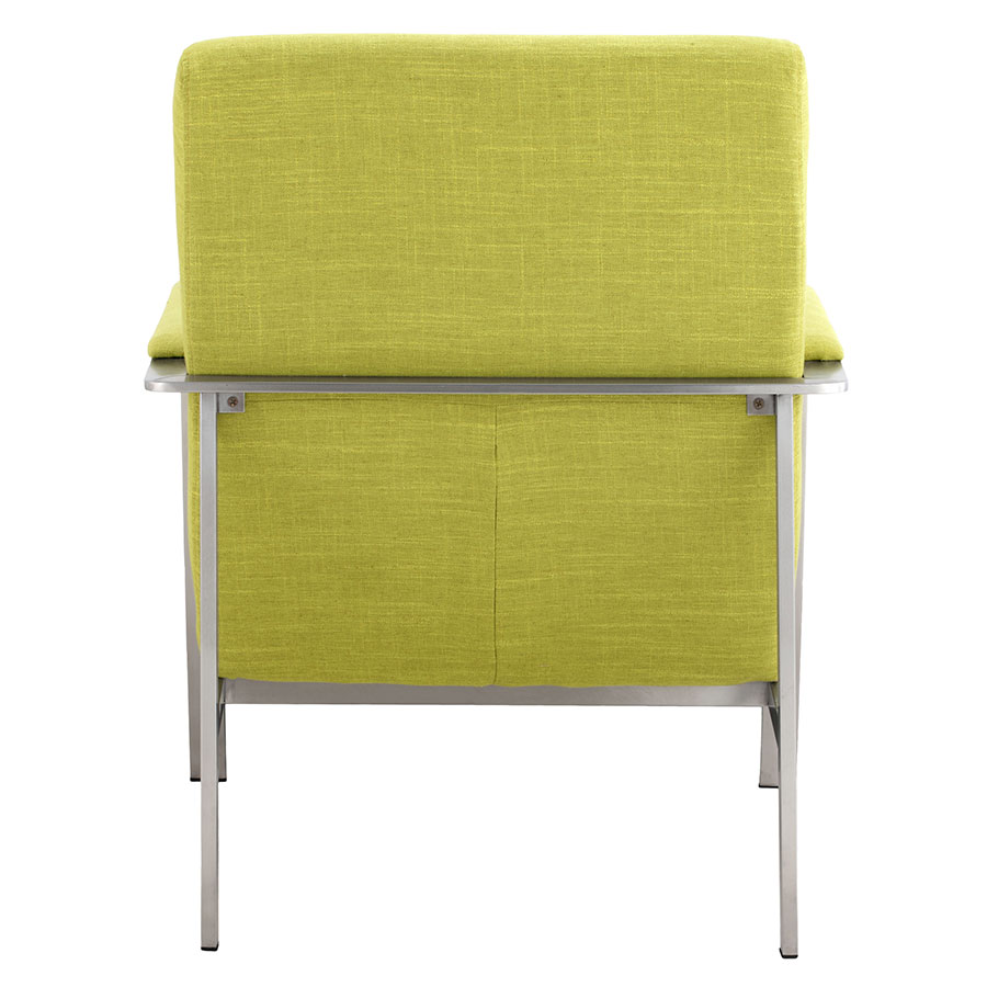 Jamal Lime Contemporary Arm Chair