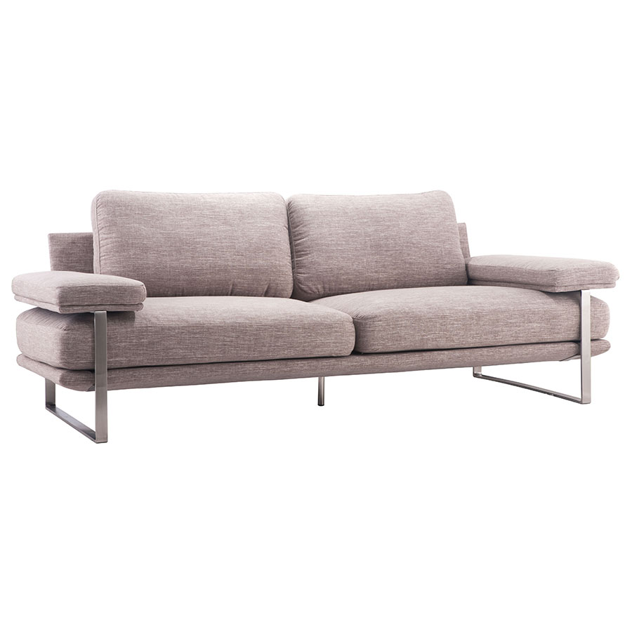 Jamal Wheat Modern Sofa
