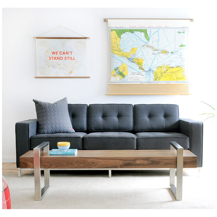 Jane Contemporary Sofa by Gus Modern