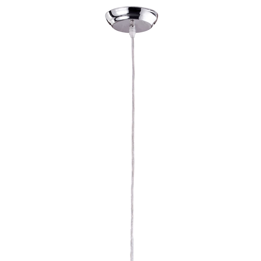 Janek Modern Glass Hanging Lamp Junction Box Cover