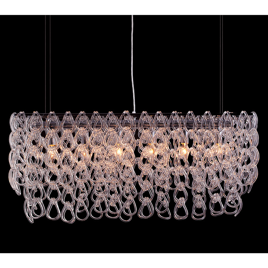Janek Contemporary Hanging Lamp