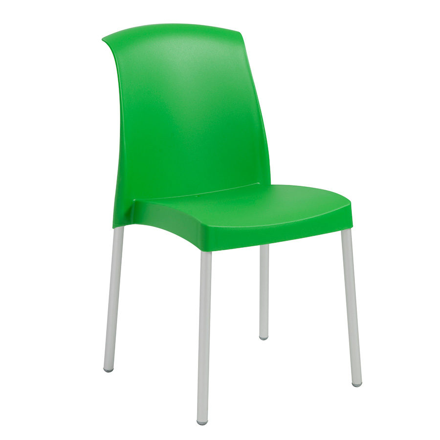 Jenny Green Modern Stacking Chair