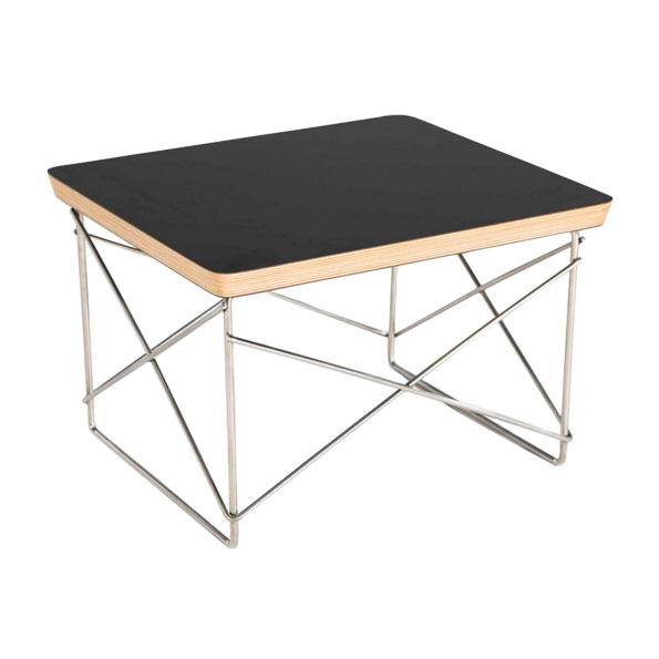 Jester Modern Black Side Table