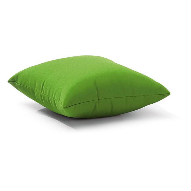 Laguna 16 Inch Outdoor Throw Pillow in Green