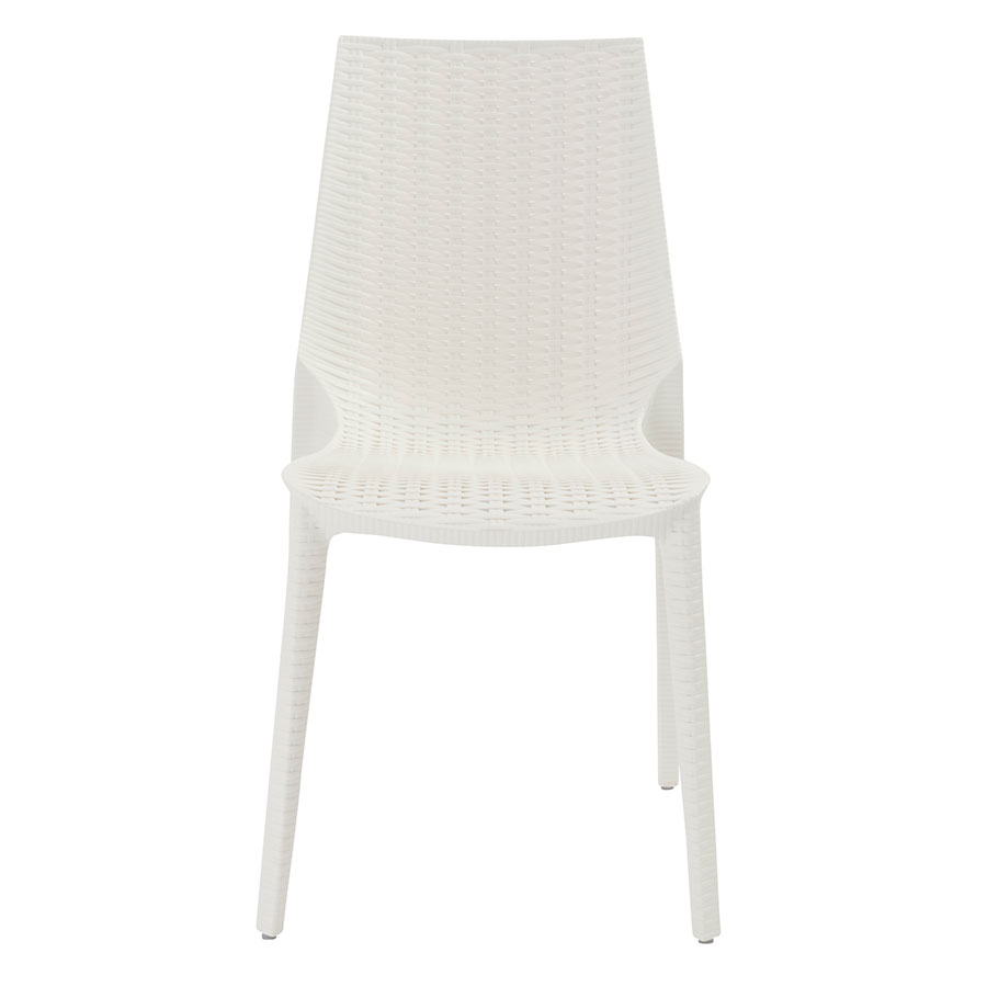 Lennox Linen Contemporary Dining Chair